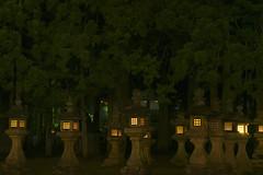NIGHT LIGHT (sim_limited) Tags: koyasan midnight nightlight worldheritage pentaxlife pentaxart am241 pentaxflickraward pentaxawards danjyogaran