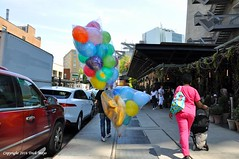 Party Time (Trish Mayo) Tags: colors balloons streetphotography thebestofday gnneniyisi