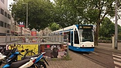 R-NIET (Peter ( phonepics only) Eijkman) Tags: city holland netherlands amsterdam subway metro transport nederland tram rail rails trams strassenbahn noordholland stations gvb streetcars combino nederlandse
