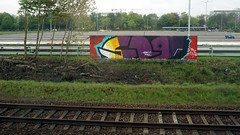 Graffiti in Kln/Cologne 2015 (kami68k []) Tags: graffiti slow cologne kln illegal slo tam bombing bunt 2015 k71