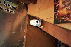 (michel nguie) Tags: africa street urban film analog mirror fez marocco rc fes bab fs michelnguie babrcif