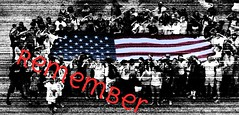 Thank a veteran (M.J.H. photography) Tags: flag america usa c3kc camp salute veteransday thankyou veteran kids remember