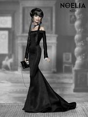 Noelia (davidbocci.es/refugiorosa) Tags: barbie mattel fashion doll mueca refugio rosa david bocci ooak gtica gothic gente retrato