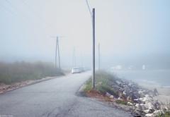 Sea mist (WhiskeeX) Tags: mist beach sumu ohtakari