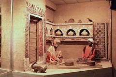 Snake charmers at Lok Virsa Museum (Batool Nasir) Tags: area building capital content indoor islamabad location lokvirsa museum pakistan urban venue folk display exhibits frozenintime culture province
