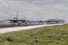 F-16C Fighting Falcon, Turkish Air Force, Exercise Anatolian Eagle 2016, Turkey (harrison-green) Tags: f16c fighting falcon turkish air force anatolian eagle 2016 turkey f16 pakistan aircraft aviation nato jet canon eos 700d sigma 150500mm vehicle outdoor airplane airliner pakistani jetliner