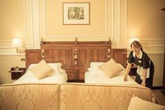 Hotel Bristol Palace - Camera Junior Suite (HotelBristolPalaceGenova) Tags: hotel bristol palace 4 stelle centro genova congressi eventi acquario porto antico elegante architettura edificio interni stanza camera suite