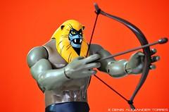 Ookla The Mok - Thundarr The Barbarian. Toynami (VISION TORRES) Tags: thundarr toys toynami action figure figura collection collectable hannabarbera