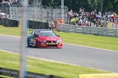 BTCC Oulton Park 2016 - Eurotech Racing (Sacha Alleyne) Tags: britishtouringcarchampionship tintops toca barc dunlop circuit motorsport racing 2016 driver jeffsmith honda civic typer