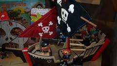 OPC 091115 125 (Jusotil_1943) Tags: opc091115 barco boat toys juguetes pirata calavera velas bigpirate