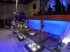 Mesa de bocaditos (jorgeluis.tenicela) Tags: comida serranos huayno en lima danza 50 aos ayacucho puno cuzco sierra per peruvian costumbres medio siglo