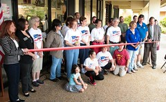 """FSO Thrift Store Ribbon Cutting • <a style=""""font-size:0.8em;"""" href=""""https://www.flickr.com/photos/58294716@N02/16847673490/"""" target=""""_blank"""">View on Flickr</a>"""