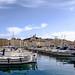 Marseille, son vieux port et la Bonne Mère