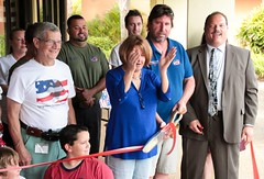 """FSO Thrift Store Ribbon Cutting • <a style=""""font-size:0.8em;"""" href=""""https://www.flickr.com/photos/58294716@N02/17035211325/"""" target=""""_blank"""">View on Flickr</a>"""