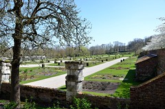 Abbaye de Valloires (Somme) - Vue sur les jardins (Morio60) Tags: jardin 80 picardie abbaye somme valloires jardinremarquable