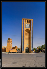 Yadz (Iran) (L'Abominable Homme de Rires) Tags: iran yadz