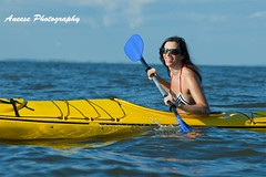 kerri taylor kayak (kerritaylor) Tags: ocean sea sports water kerri outdoors bay model kayak paddle shore taylor watersports jerseyshore commerical njshore outdoorsports commercialmodel kerritaylor