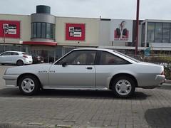 1984 Opel Manta 1.8S (Dirk A.) Tags: b manta opel onk opelmanta mantab opelmantab sidecode4 ld04xb