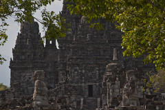 Near Prambanan.. (Bahanick (Nxt Up: holiday break!)) Tags: camera original light art colors up look stone composition contrast dark indonesia religious temple for java reflex ancient asia raw foto with arte bright image good picture shapes buddhism saturation su visual hinduism emotions per curiosity colori sculptures con carvings luce borobudur forme sensation prambanan riflesso composizione scuro sensazioni immagine emozioni chiaro tonality visivo jojakarta