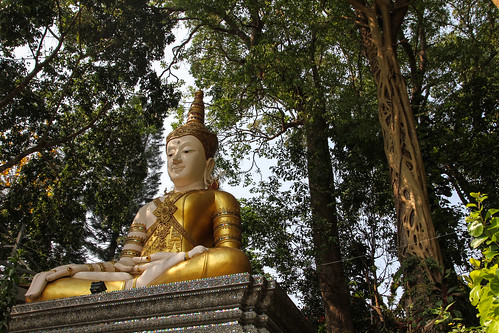Temple near Wat Doi Suthep