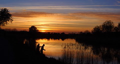 April Sunset & Fishing (swetlanahasenjäger) Tags: nwn greatphotographers topshots panoramafotografico saariysqualitypictures thebestofmimamorsgroups greatshotss peopleenjoyingnature theoriginalgoldseal magicmomentsinyourlifelevel1 fliuckrsportal