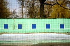 Old Tennis court (xjoexx) Tags: yard pentax tennis 3728 k100d 1