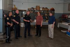 Allen Johnson Retirement Openhouse (cwwycoff1) Tags: police communications employee retirement desmoines
