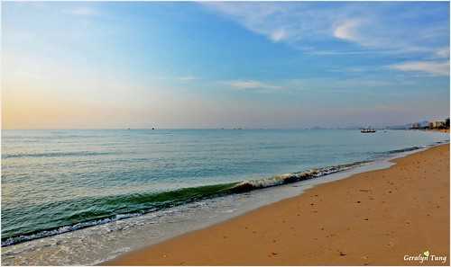 Along the Beach- Hua Hin