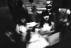 Shibuya. (Davide Filippini ダビデ・フィリッピーニ) Tags: girls people blackandwhite bw motion blur film monochrome japan analog tokyo women trix shibuya blurred 400tx 日本 東京 analogue 渋谷 人物 人 mosso leicam6 モノクロ 白黒 日本人 女子 モノクローム フィルム 黒白 アナログ ultron28 davidefilippini モノクロフィルム ライカm6 ブラー 日本女子 トライx 日本人女子 bwfp モーション ダヴィデ・フィリッピーニ ダビデ・フィリッピーニ ウルトロン28