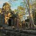 Banteay Kdei ruinas al atardecer2