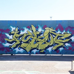"IMG_20150526_001734 (Helsinki street art office Supafly) Tags: color art graffiti helsinki colorful spray hel ""street art"" katutaide"