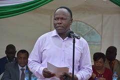 Mr. Nicholas Munilu - Headteacher