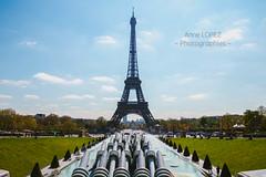 Paris (Anne_Lopez) Tags: paris france tower tour eiffel champdemars trocadero