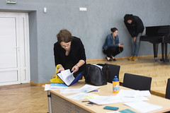 IMG_5207 (Aneta Urbon) Tags: school people students high model european shot group parliament indoor indoors politicians inside lithuania lithuanian mep meplt mepsiauliai
