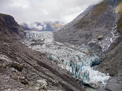 326 - Zoom sur le Fox Glacier