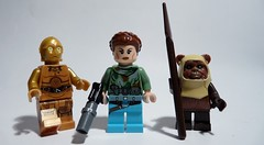 May the Fourth Be With You! - Return of the Jedi (Random_Panda) Tags: film movie star lego fig films character figure movies characters wars minifig minifigs figures figs minifigure minifigures