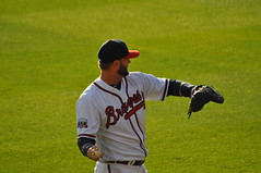 AJ Pierzynski (fisherbray) Tags: atlanta usa game sports georgia al nikon unitedstates baseball stadium atl sox redsox nl catcher pitcher braves turnerfield bostonredsox atlantabraves hotlanta bosox americanleague nationalleague fultoncounty ajpierzynski d5000 julioteheran fisherbray