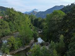 Cangas de Ons (rimerbl) Tags: leica espaa river landscape spain asturias valley mountainside cangasdeons riosella leicadlux6 dlux6