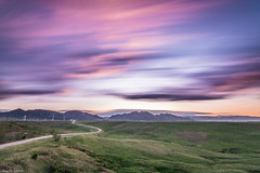 Streaking Sunset (stockeh) Tags: longexposure sunset mountains nature colorado long exposure filter nd ndfilter 10stop