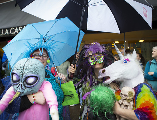 17th Annual McMenamins UFO Fest in McMinnville, OR