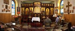 St Michael's Russian Catholic Chapel (qsus) Tags: newyorkcity worship prayer catholicchurch meditation stmichael placeofprayer stmichaelsrussiancatholicchapelinnyc mulberryprincestreet russiancatholics frrogosh