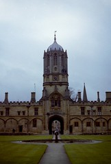 Oxford (IvI Leturia) Tags: uk england london film architecture university medieval oxford analogue olympustrip35