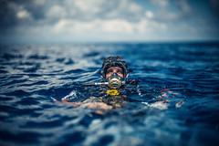 Joakim 3 (PelG) Tags: ocean water outside outdoor sony indianocean diving scubadiving maldives mitakon a7rii