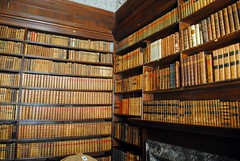 Ham House Library (zawtowers) Tags: house building home gardens century wooden elizabeth library property books ham william richmond surrey historic national lauderdale trust strong murray shelves thick built 17th listed duchess 1610 hardback