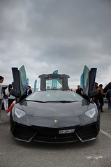 Lamborghini Aventador LP 700-4 (Fido_le_muet) Tags: sport de cancer meeting ferrari collection val le lp 500 et circuit lamborghini vienne contre paddock 2016 rasso rassemblement 7004 vigeant aventador