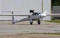 C-GVRO at Salmon Arm (John W Olafson) Tags: glider salmonarm sailplane motorglider cgvro stemmes10vt