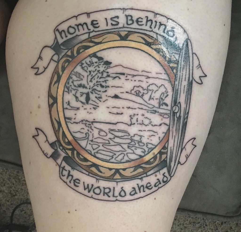 612327316 The World's most recently posted photos of lotr and tattoo - Flickr ...