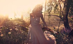 . feel the sunshine . (. Charlotte .) Tags: life skye sunshine animals garden studio heart feel next sl just second lamb blah what tres kirin decor laq cae maitreya junbug wishbox catwa hpmd 8f8
