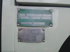 Awesome 1969 Early Bay Westfalia Camper (campervancrazy) Tags: 1969 kombi campervan microbus westfalia bulli lightgrey t2a earlybaywindow l345