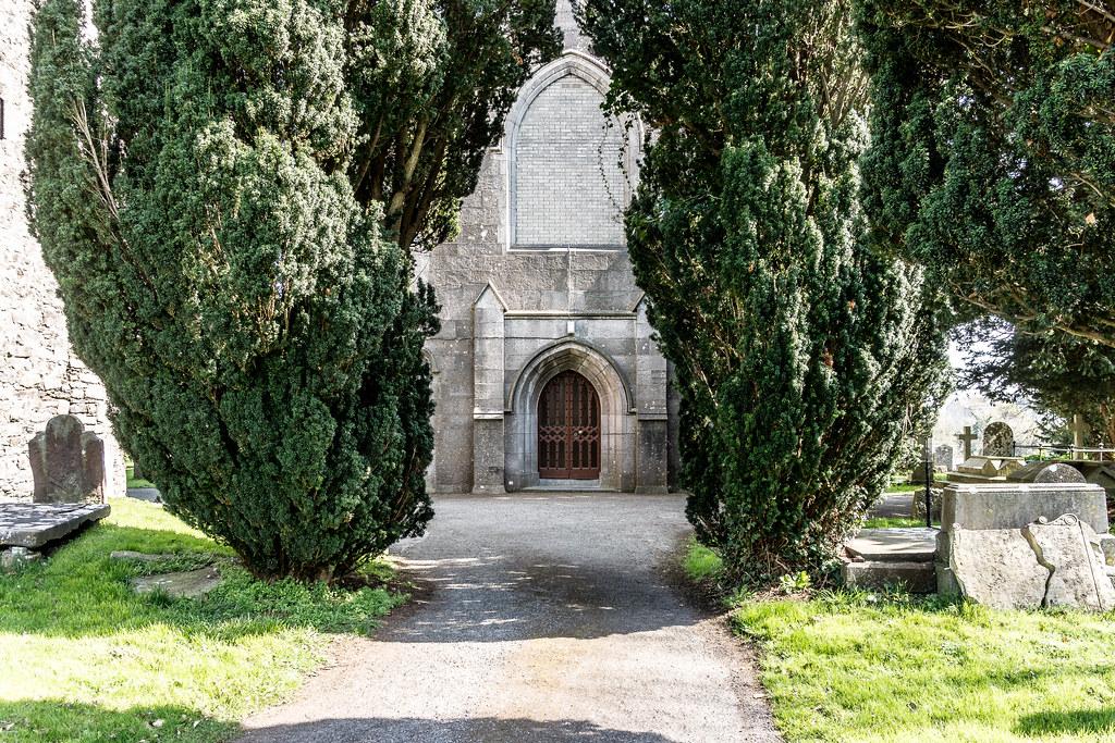 ST. COLUMBA'S CHURCH IN SWORDS [April 2015] REF-103363